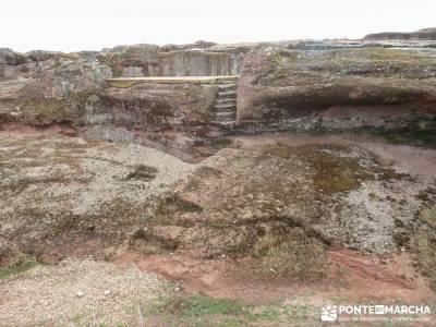 Yacimiento celtíbero de Tiermes y Hoz de Ligos;ciudad encantada tamajon;fotos de sierra de cazorla